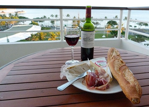 bread and cheese, new caledonia