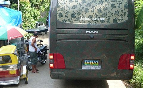 Bus, Philippines