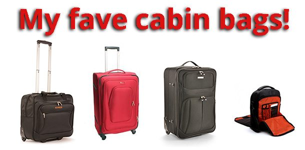 Buy cabin bags NZ