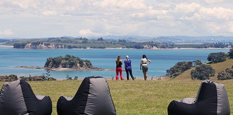 Cable Bay bean bags