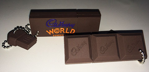 Cadbury World USB