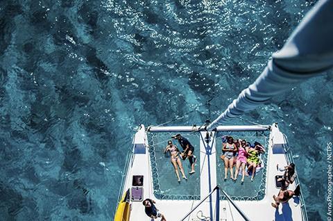 New Caledonia Catamaran