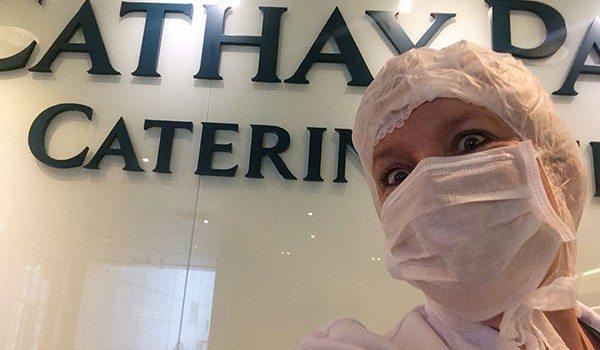 Cathay kitchen tour
