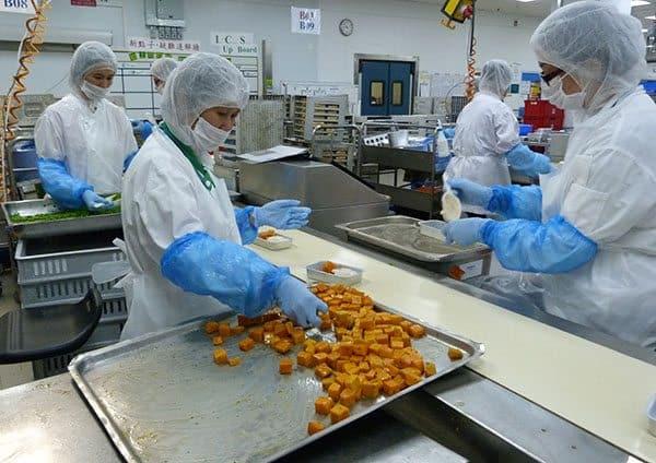 Cathay food preparation