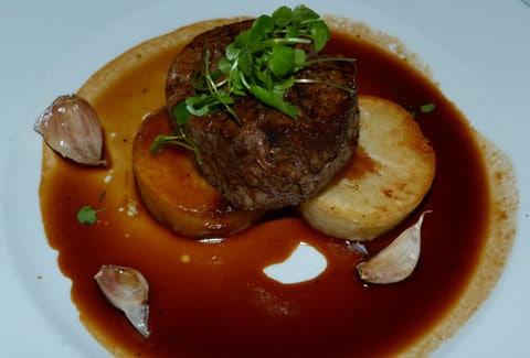 Chateau fillet steak
