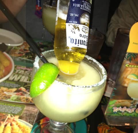 Rainforest cafe Coronarita