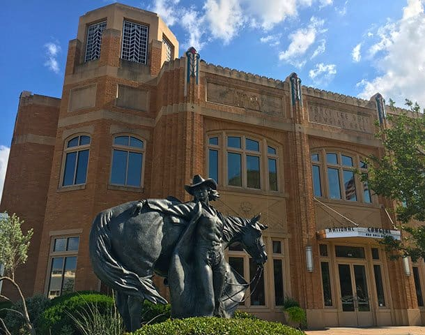 Cowgirl hall of fame fort worth