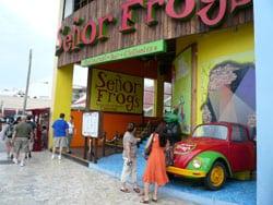 Senor Frogs, Cozumel