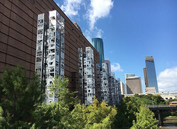 Houston stopovers