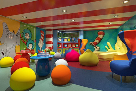 Dr Seuss Joins Carnival Cruise Ships Gt Travel Blogger At Large