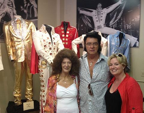 Elvis Presley and me