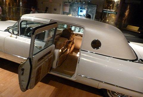 Elvis Presley car Nashville