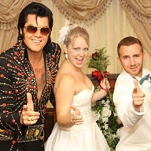 Elvis Wedding Las Vegas