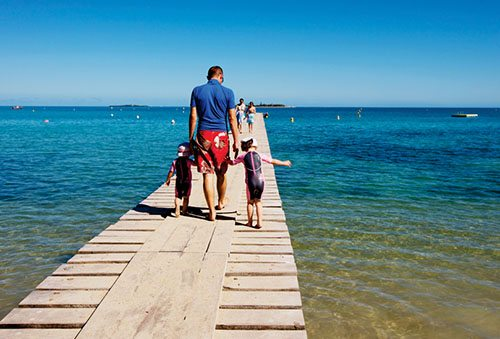 New Caledonia for families