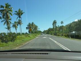 Fiji road trip