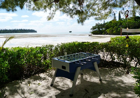 Le Meridien, New Caledonia