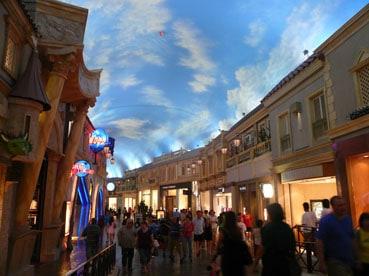 Forum shop Las Vegas