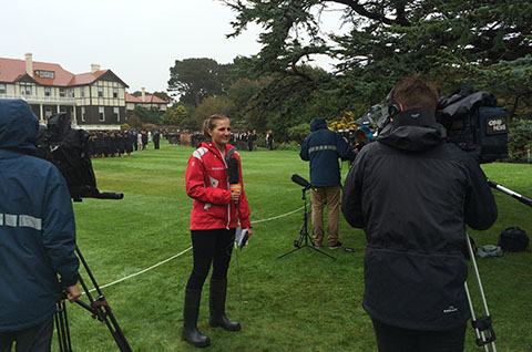 TVNZ royal visit