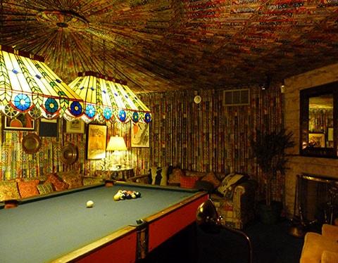Graceland pool table