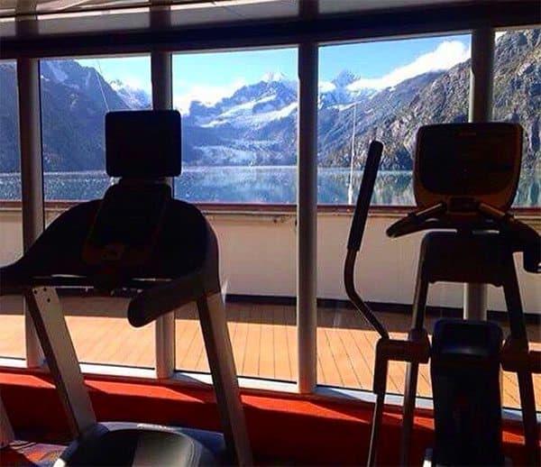 cruise gym
