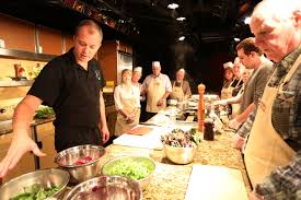 Holland America cooking class