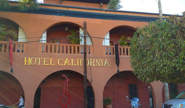 Hotel California Mexico