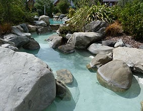 Hanmer hot springs