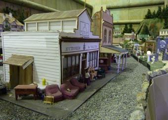 Helenstown miniature village