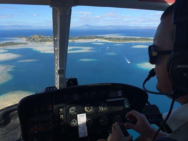 Island Hoppers to Castaway