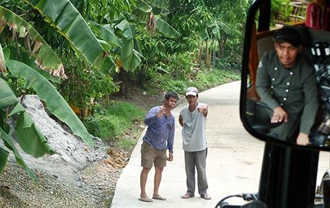 GK driveway