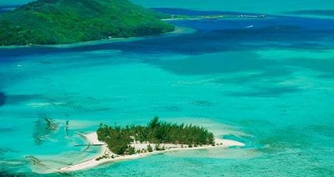 Hilton Bora Bora motu