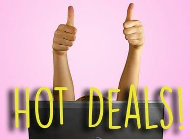 Hot Deals widget