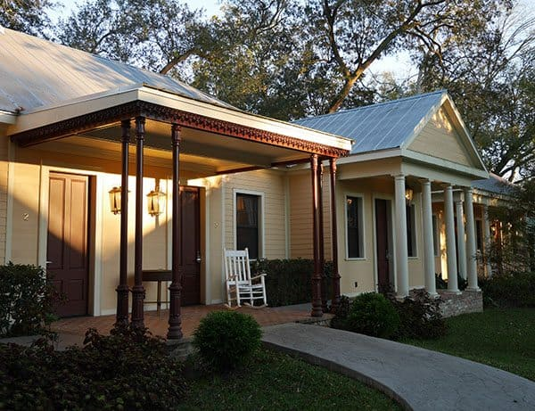 Houmas house guest cottages