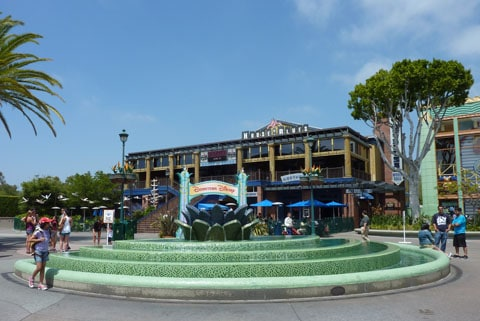 Downtown Disney House of Blues