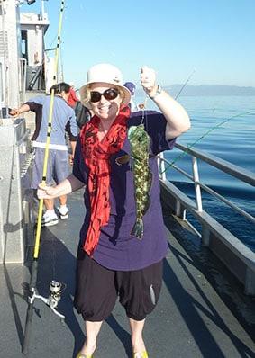 Go fishing in la for Marina del rey fishing