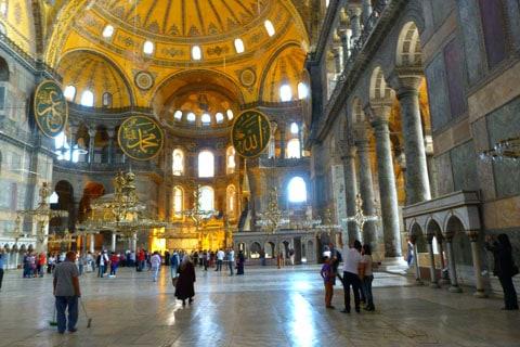 Ayasofia Istanbul