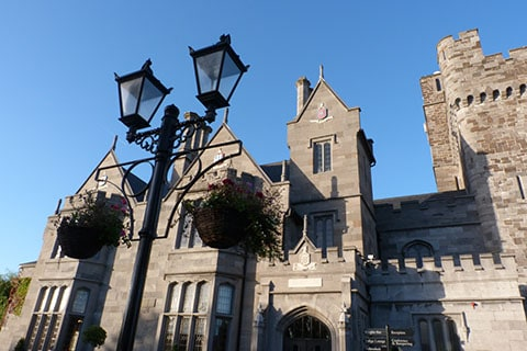 Clontarf Castle Dublin Ireland