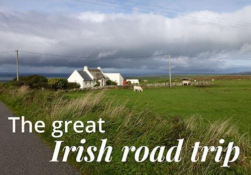 Ireland A Day Road Trip - Ireland trip