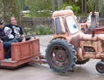 Spoiler alert: Mater's Junkyard Jamboree video
