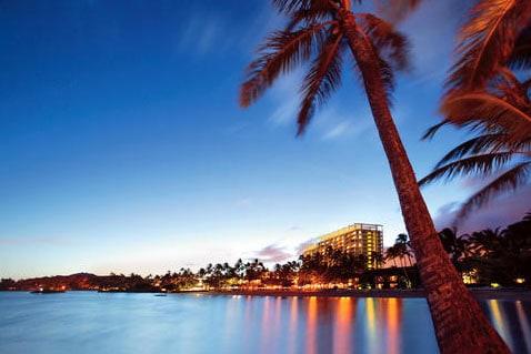 Kahala resort