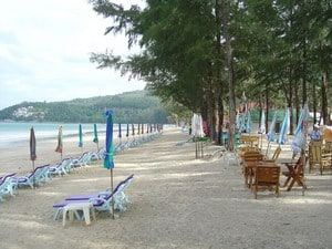freedom beach phuket how to get there