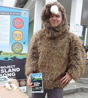 Bay of Islands kiwi