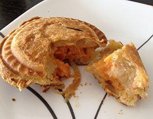 NZ pies in America