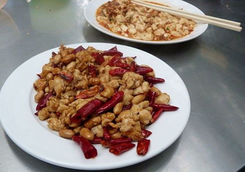 China cooking class