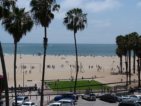 Loews Hotel Santa Monica Muscle Beach