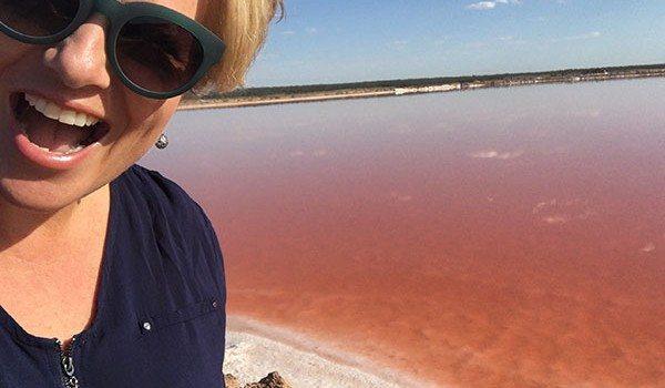 Mildura salt lake
