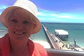 Megan Singleton selfie