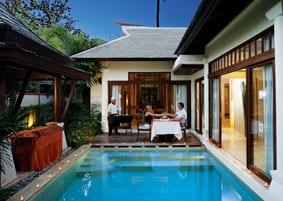 Melati pool villa