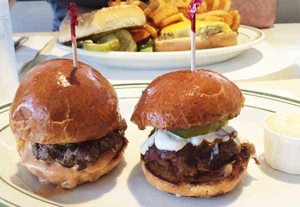 Mels Diner, LA