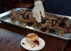 Memphis pulled pork